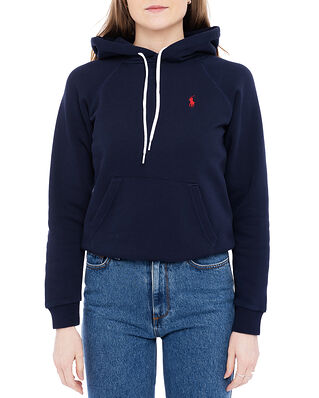 Polo Ralph Lauren Fleece Pullover Hoodie Navy