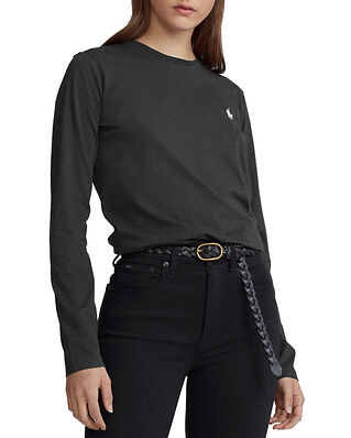 Polo Ralph Lauren Jersey Long-Sleeve Shirt Black