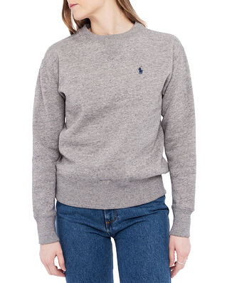 Polo Ralph Lauren Long Sleeve Sweatshirt Grey Heather