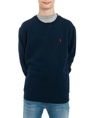 Polo Ralph Lauren Ls Cn-Tops-Knit Navy