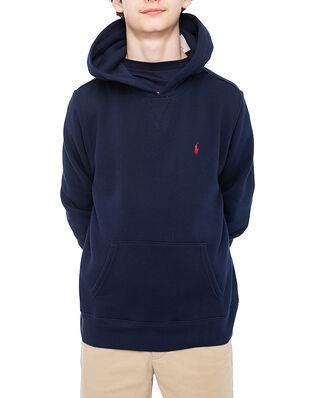 Polo Ralph Lauren Ls Po Hood-Tops-Knit Navy