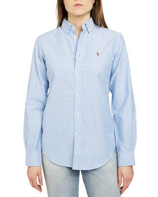 Polo Ralph Lauren Ngl Georgia-Long Sleeve-Shirt Blue
