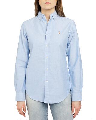 Polo Ralph Lauren  Classic Fit Oxford Shirt Blue Hyacinth