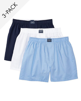 Polo Ralph Lauren Open Boxer 3-Pack Boxer Multi