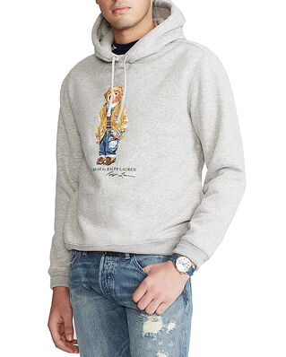 Polo Ralph Lauren Polo Bear Fleece Hoodie Grey