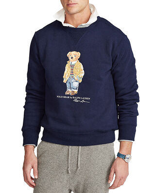 Polo Ralph Lauren Polo Bear Fleece Sweatshirt Navy