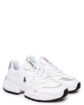 Polo Ralph Lauren Polo JGR PP Sneaker Athletic Shoe White/Black