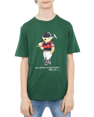 Polo Ralph Lauren Ss Cn-Tops-T-Shirt Green