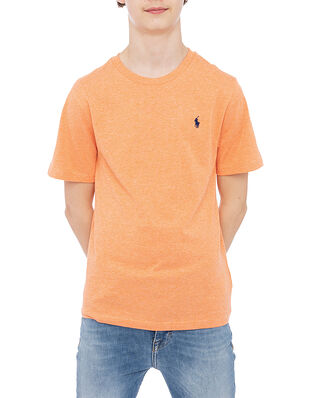 Polo Ralph Lauren Ss Cn-Tops-T-Shirt Orange
