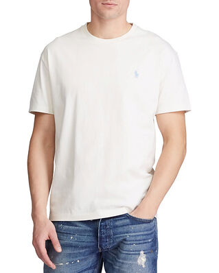 Polo Ralph Lauren Sscncmslm2 Short Sleeve T-Shirt Cream