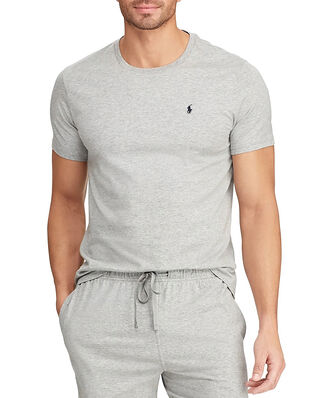 Polo Ralph Lauren S/S Crew Sleep Top Grey Htr