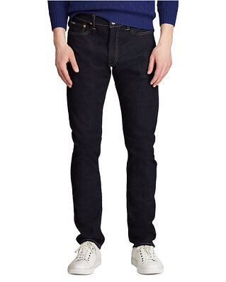 Polo Ralph Lauren Ssullivan Slim Stretch 5-Pocket Denim Jeans Rinse Stretch