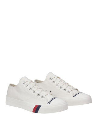 Pro-Keds Royal Lo Classic Canvas White