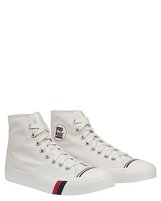 Pro-Keds Royal Hi Core Canvas White