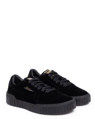 Puma Cali Velvet Wn's Black