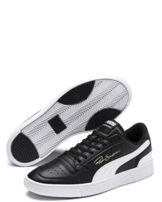 Puma Ralph Sampson Lo Black/White