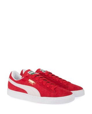 Puma Suede Classic+ High Risk Red/White
