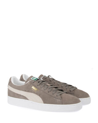 Puma Suede Classic Steeple Grey/White