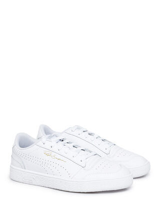 Puma Ralph Sampson Lo Perf White