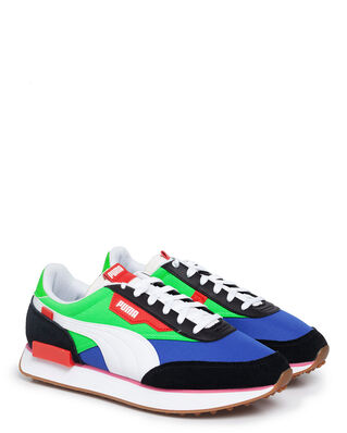 Puma Rider Play On Blk/Green