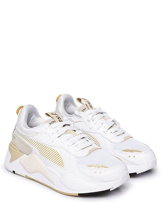 Puma RS-X Mono Metal Wn's White/Gold