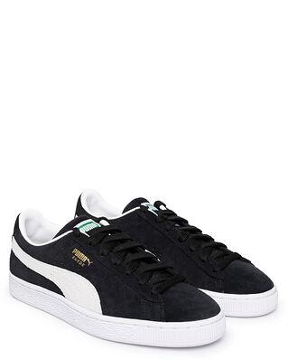 Puma Suede Classic XXI Black/White