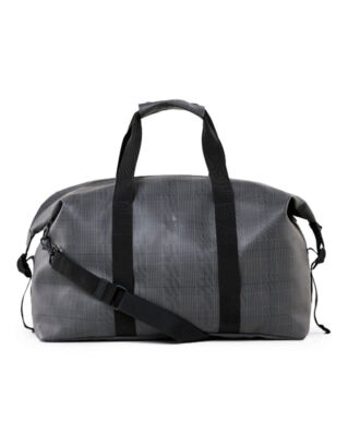Rains Check Weekend Bag Check Charcoal