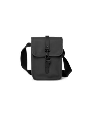 Rains Flight Bag Black