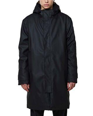 Rains Glacial Coat Black