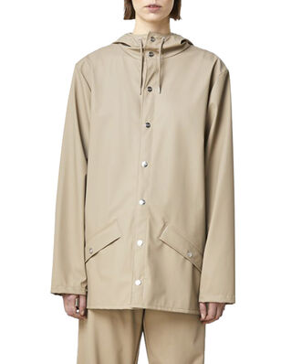 Rains Jacket Beige
