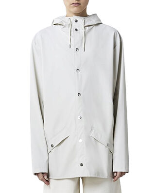 Rains Jacket Off White
