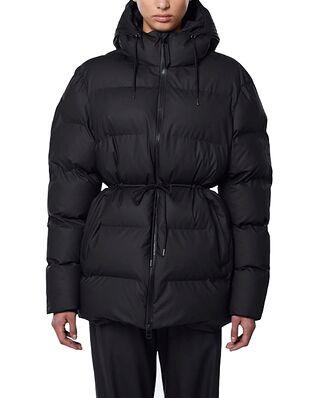 Rains Puffer W Jacket Black