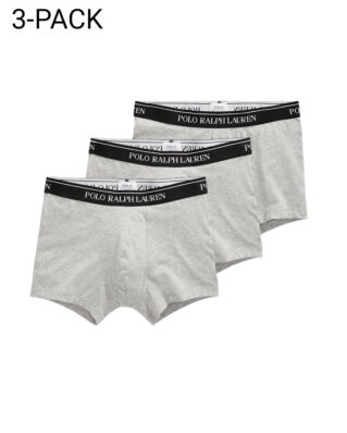 Polo Ralph Lauren 3-Pack Stretch-Cotton-Trunk An Htr/An Htr/An Htr
