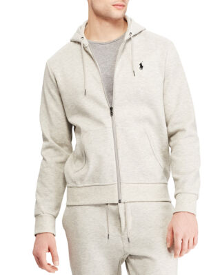 Polo Ralph Lauren Double Knit Full-Zip Hoodie Lt Sport Heather