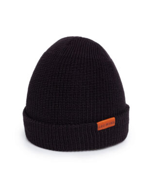 Red Wing Shoes Red Wing Merino Wool Knit Hat Black