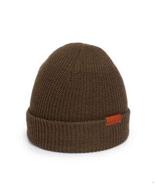 Red Wing Shoes Red Wing Merino Wool Knit Hat Olive