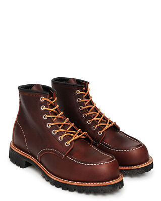 Red Wing Shoes Rough Neck Briar Oil Slick