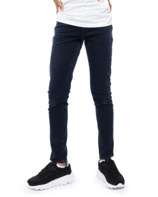 Replay Junior SB9385 Trousers 11.5 Oz Hyperflex Stretch Denim Super Slim Dark Blue