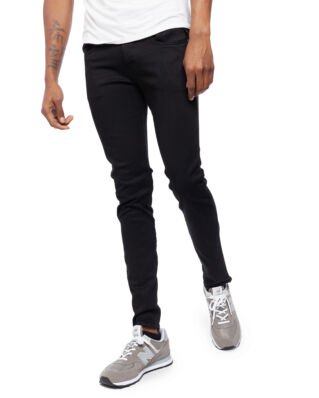 Replay M914Y Anbass Hyperflex Slim Fit Black