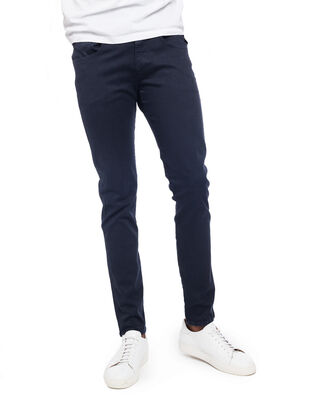 Replay M914Y Anbass Hyperflex Stretch Denim Dark Blue