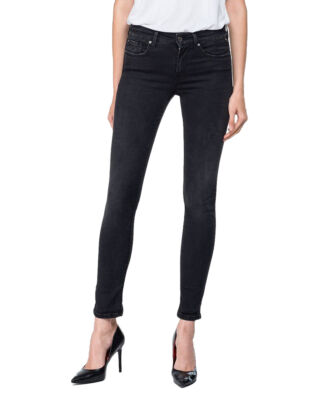 Replay WH689 New Luz Hyperflex Skinny Black