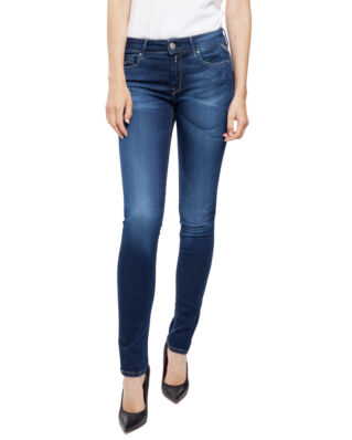 Replay WH689 New Luz Hyperflex Skinny Dark Blue