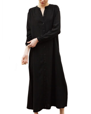 Rodebjer Art Shirt Dress Black