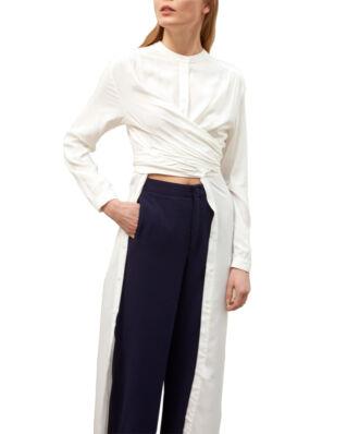 Rodebjer Art Shirt Dress White