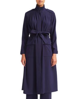 Rodebjer Odessa Coat Midnight Blue
