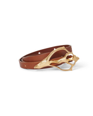 Rodebjer Shell Brown/Gold