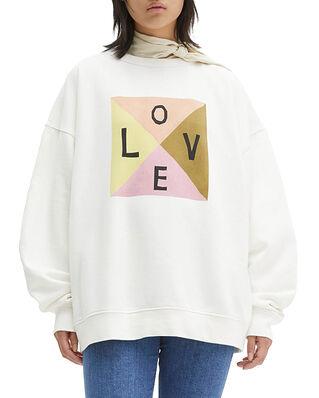 Rodebjer Iwa Love Sweater Off White