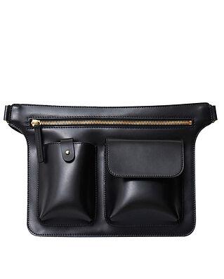 Rodebjer Loop Bag Black