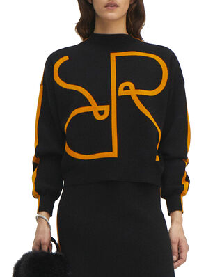Rodebjer Reilly Knit Black