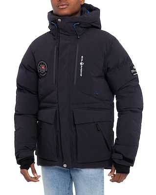 Sail Racing Antarctica Expedition Jacket Phantom Grey